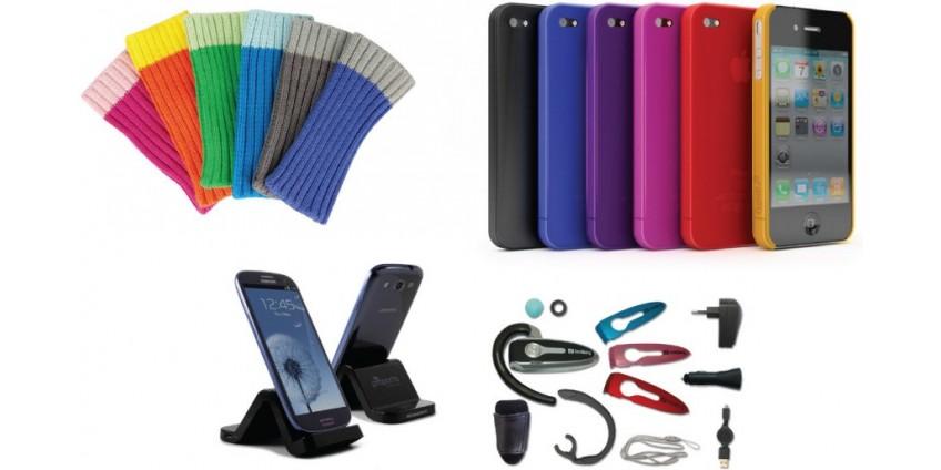 Как выбрать качественные аксессуары для мобильных телефонов