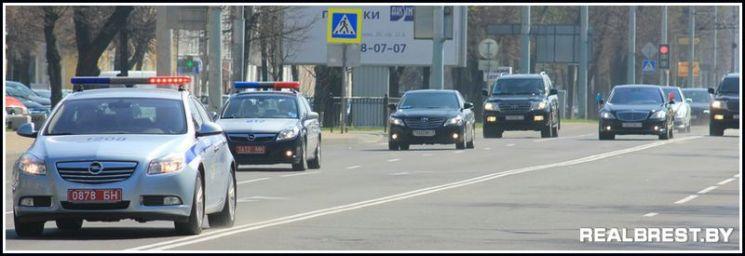 Брестскую крепость посетили Премьер-министры Беларуси и Казахстана