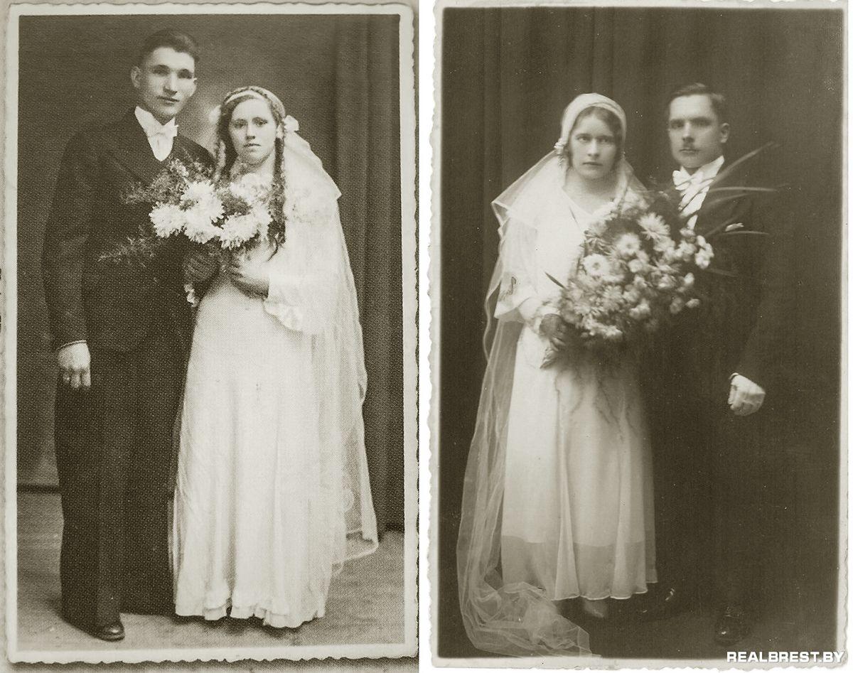 Свадебные  получения